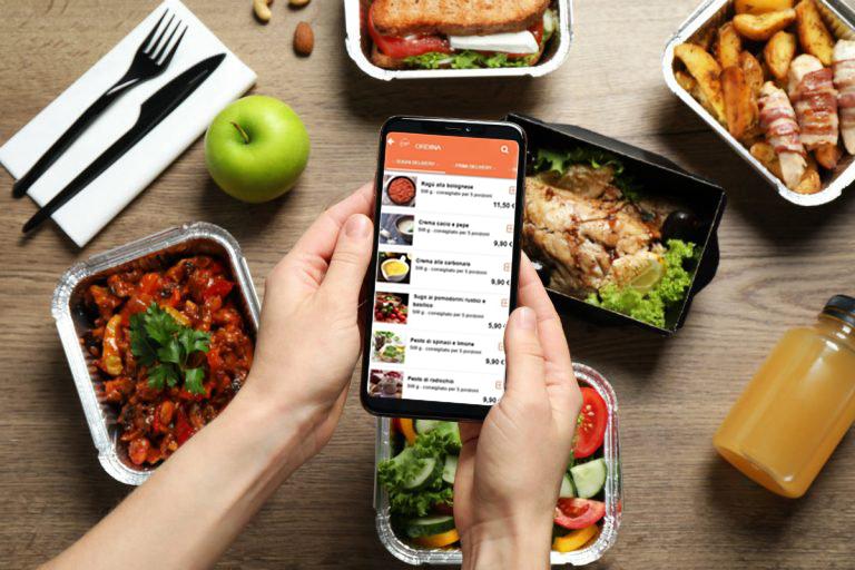 App Mobile   Salamensa A Casa Tua